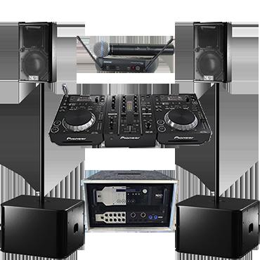 Комплект звука XS