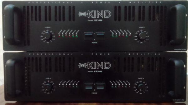 KIND AUDIO XT3000