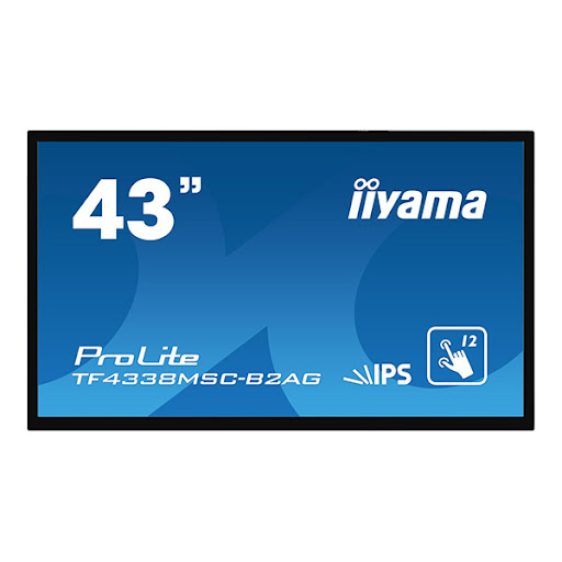 IIYAMA ProLite 43″ TF4338MSC-B1AG (емкостной)