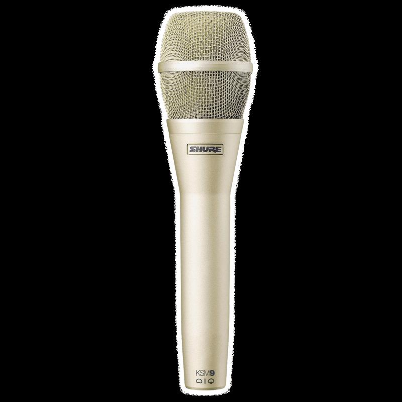 Конденсаторный вокальный микрофон Shure KSM9
