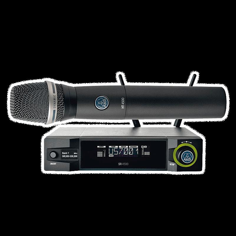 Микрофон с радиосистемой AKG WMS4500 D7