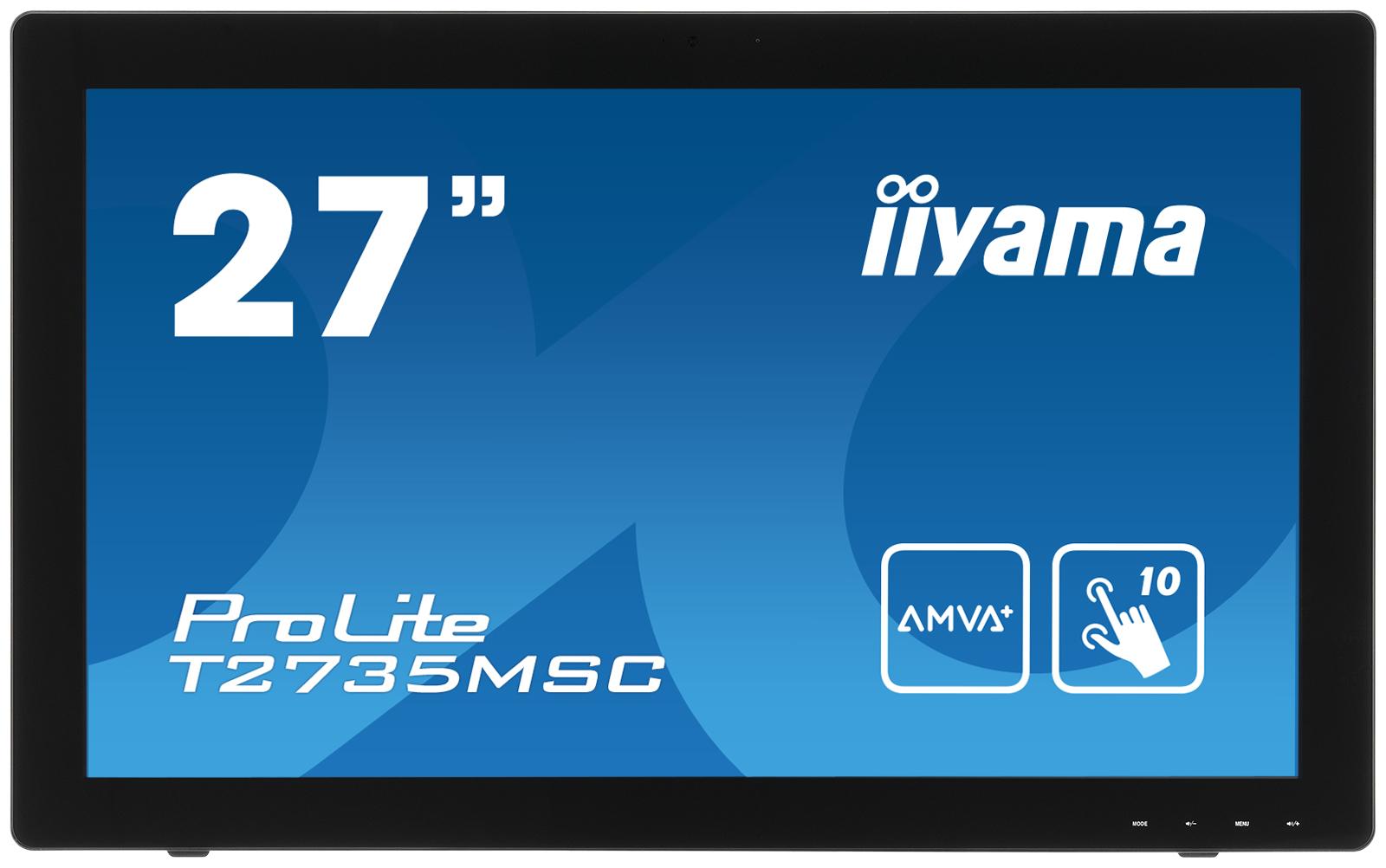 IIYAMA ProLite 27″ T2735MSC-B2- PCAP (емкостной)